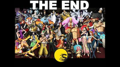 One Piece Pirate Warriors 3 - GOLD Edition THE END