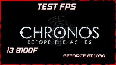 TEST FPS Chronos Before the Ashes | Gameplay