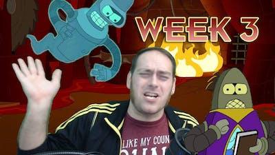 Robot Hell -- week 3, Blackjack and Hookers