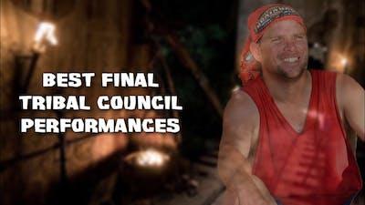 Survivor: Best Final Tribal Council Performances - Chris Daugherty (Vanuatu)
