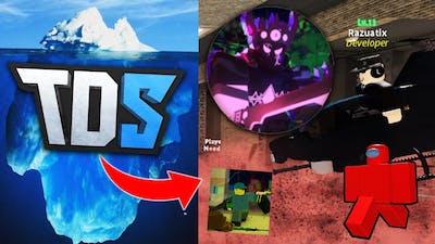 The TDS Iceberg Explained