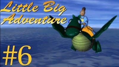 Little Big Adventure (Enhanced Edition) Walkthrough  part 6