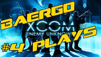 [S1E4] Lets Play XCOM: Enemy Unknown - Larz Doesn't Play Games