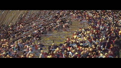 Battle of Asculum (279 BC) Rome Vs Greece /Legions Vs Phalanx | Total War: Rome 2 epic cinematic