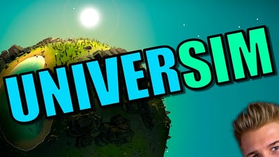 CIVILIZATION GOD GAME! | The Universim [Gameplay Part 2] Let's Play: Ep 2