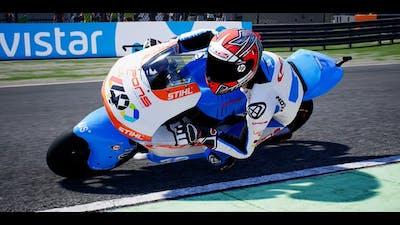 MotoGP 18 - The Days I Upload The Game