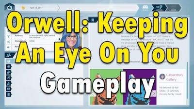 Orwell: Keeping An Eye On You Gameplay