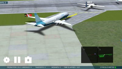 Airport Madness 3D volume 2 or v2 Crash