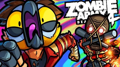 Zombie Army 4 Dead War Funny Moments - The Zombies Are Getting Smarter!