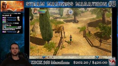 Steam Madness Marathon #3 61: Numen: Contest of Heroes