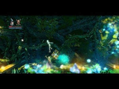 Trine: Enchanted Edition Let's play Part 1