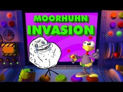 BEST MOORHUHN EVER ! Invasion
