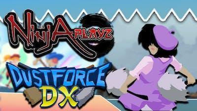 Ninja Playz: Dustforce DX!