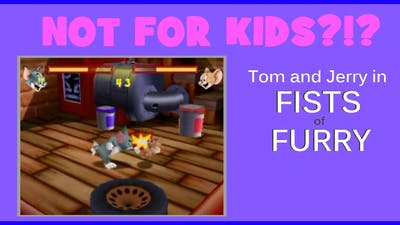 Let's Claws! ** Tom and Jerry in Fists of Furry ** Cartoony Violence