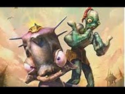 Munch's Oddysee of Oddities