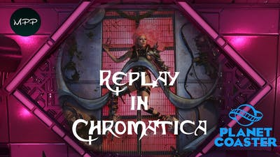 Replay in Chromatica the RIDE