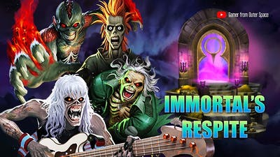 Immortal's Respite (Normal & Hard) Iron Maiden: Legacy Of The Beast