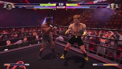Big Rumble Boxing  Creed Champions Apollo Creed VS Ivan Drago (PC 1080P 60 Fps)
