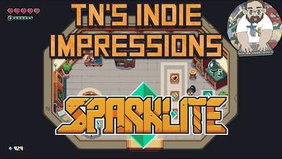 TN's Indie Impressions - Sparklite