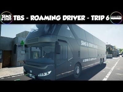 Tourist Bus Simulator  |  Roaming Driver  |  Twisty Road To Esquinzo  |  Tourist Bus Friday