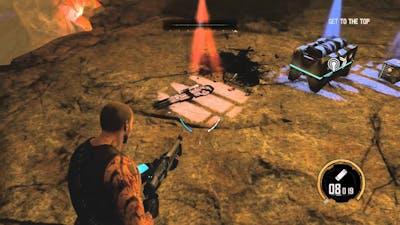 Red Faction Armageddon gameplay
