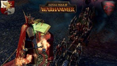 Volkmar the Grim vs. Helman Ghorst and a Crazy Ending - Total War Warhammer Multiplayer Battle