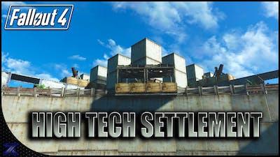 Fallout 4 Automatron - Main Settlement Build   Wasteland Workshop Preparation