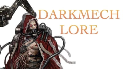 40 Facts and Lore on the Dark Mechanicus Warhammer 40k
