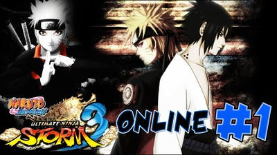 Naruto Shippuden Ultimate Ninja Storm 3: Online Live Session #1