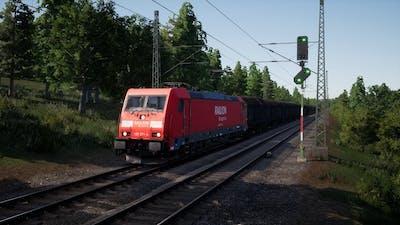 Up the Hill - Service mode - Laufach - Heigenbrücken
