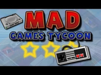 Mad Games Tycoon Game Play Walkthrough / Playthrough