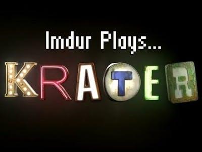 Imdur Plays Krater Demo