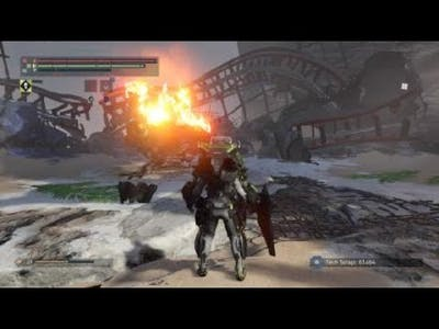 The Surge A Walk in the Park DLC Finale