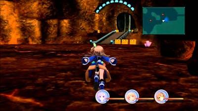 Chou Jigen Game Neptune Mk2 007 -  Act 2 The DLC Dungeons