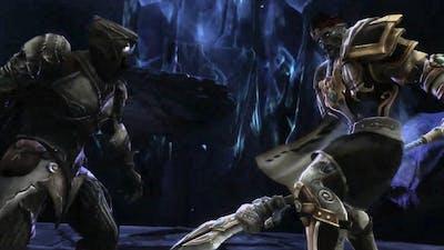 Kingdoms of Amalur: Re Reckoning   Teeth of Naros DLC- Anokatos Final Boss Fight   Archmage Gameplay