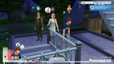 sims 4 realm of magic gameplay