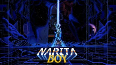 Narita Boy_Black Rainbow