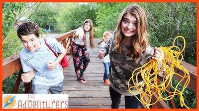Manhunt Prisoner Escape / That YouTub3 Family I The Adventurers