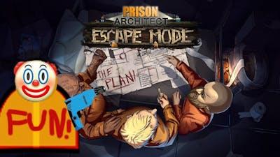 Prison Architect || Island Bound || Escape Mode