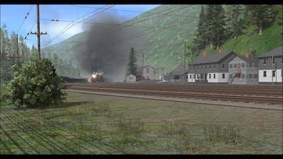 Nickel Plate Road 765 and Pere Marquette 1225 (Trainz: A New Era)