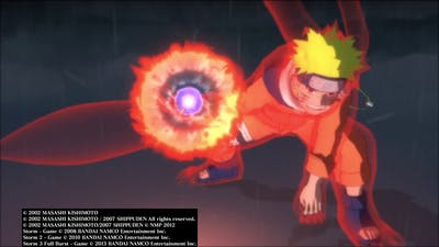 NARUTO SHIPPUDEN: Ultimate Ninja STORM 1 - Curse Mark Sasuke Story Mode Boss Battle