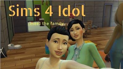 Sims 4: Raising an idol (get famous) Meet the family