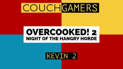 Overcooked 2 Night of the Hangry Horde  Kevin 2 Gameplay 4 star (2 player co-op)