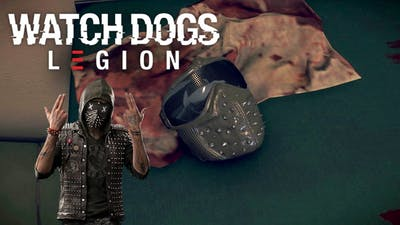 Wrenchs Mask Location In Watch Dogs Legion Guide , Easter Egg