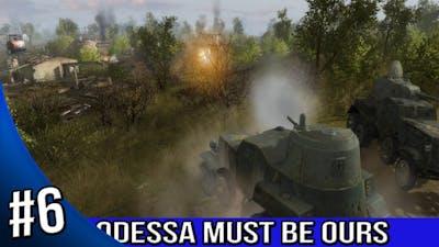 Men of War Red Tide Walkthrough - Odessa Must Be Ours - Thunderstrike 1/3