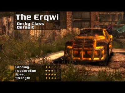 FlatOut 3: Chaos & Destruction - The Erqwi