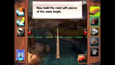Bridge Constructor Medieval Universal HD Gameplay Trailer
