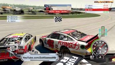 NASCAR '15 Victory Edition Crash Compilation