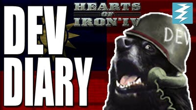 WAKING THE TIGER ANNOUNCED! Dev Diary - Hearts of Iron IV