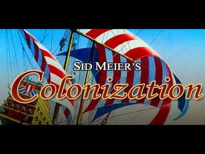 Sid Meier's Colonization 1994